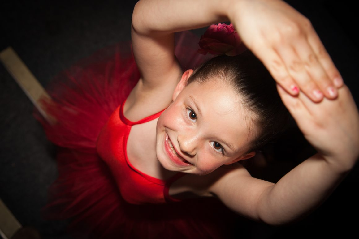 Friday Ballet and Modern Classes Christmas Arrangements
