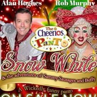 "Panto Trip To See Cheerios ""Snow White"" in Tivoli Theatre Dublin"