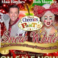 """Panto Trip To See Cheerios """"Snow White"""" in Tivoli Theatre Dublin"""