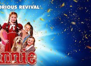 Annie At The Bord Gais Theatre July 2019