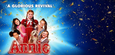 Annie At The Bord Gais Theatre July 2019